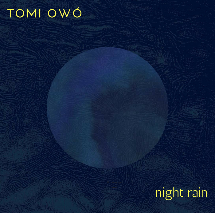 Night Rain – Cover Art