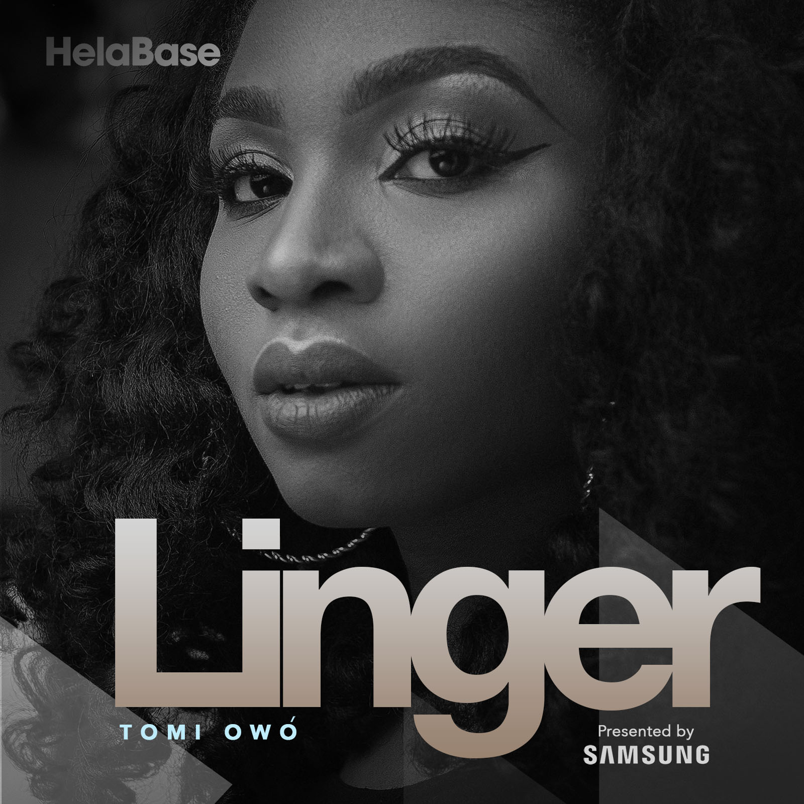 Tomi Owó – LINGER [Cover Art with Logos]
